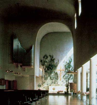 Cemetery Chapel, Turku, Finland