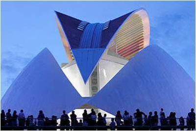 Valencia Opera House