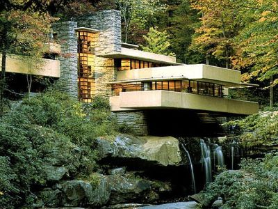 Frank Lloyd Wright S Fallingwater Organic Architecture Exemplified