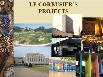 Le Corbusier Projects
