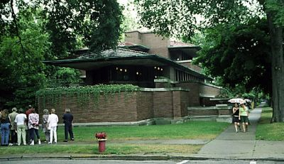 Robie House, Chicago (1909)