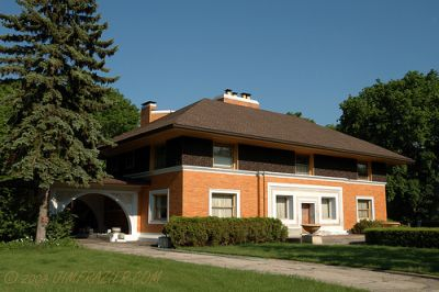 Winslow House, Illinois   Frank Lloyd Wright