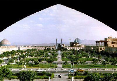 Naghshe Jahan Square Isfahan