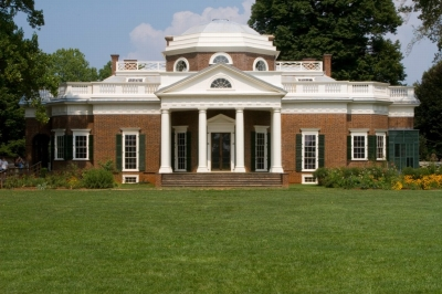 Neoclassical style - Monticello House