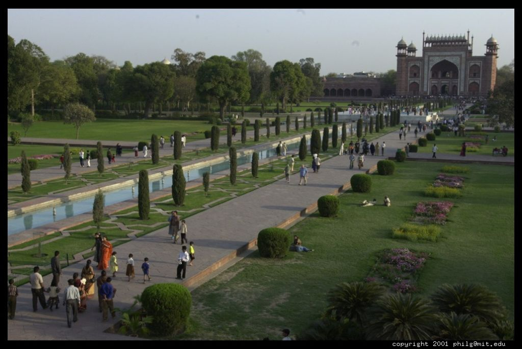 Evolution Of Persian Gardening Style The Paradise