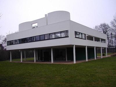 Villa Savoye, Paris