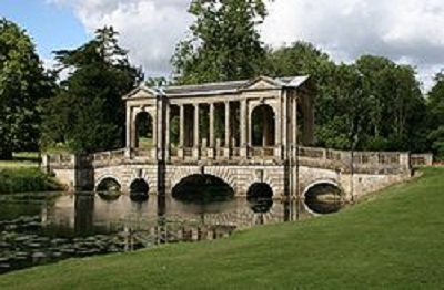 Palladian Bridge at Stowe (1730-38)