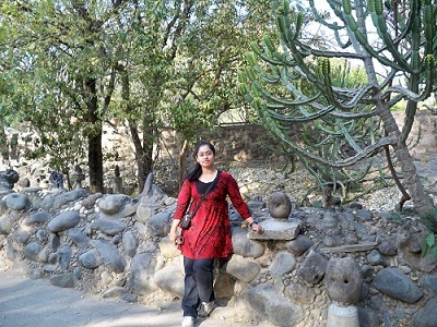 Chandigarh's Rock Garden