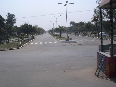 Roads in Chandigarh City