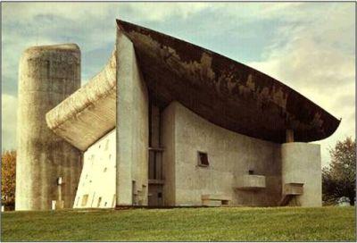 Notre-dame-du-Haut Chapel