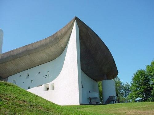 Chapel of Notre Dam Du Haut - France