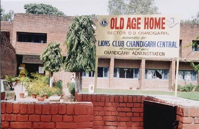 Old Age Home at Chandigarh