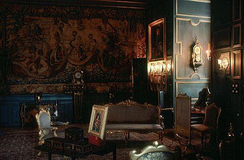 Interior of Castle