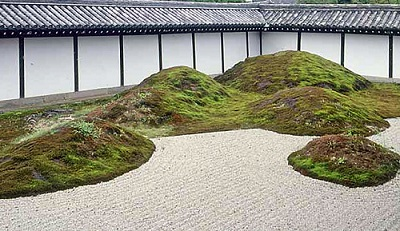 Japanese Gardens At Residential Level
