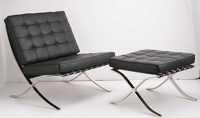 Mies Vander Rohe's Barcelona Chair Design