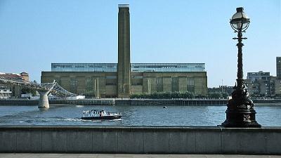 Tate Modern, Central London