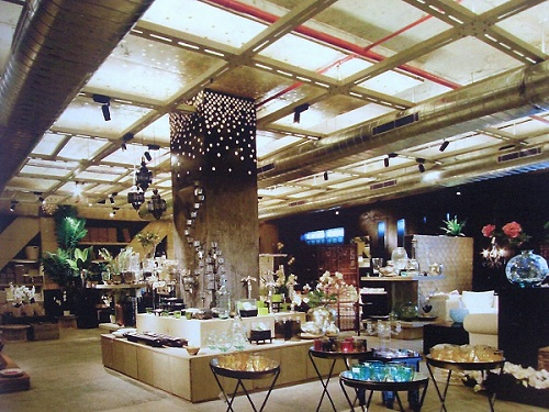 Interior Decor of the Retail Store