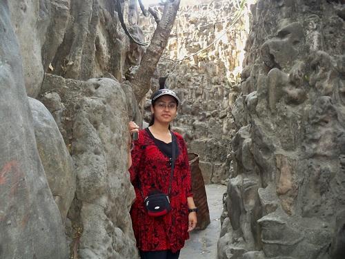 Rock Garden at Chandigarh
