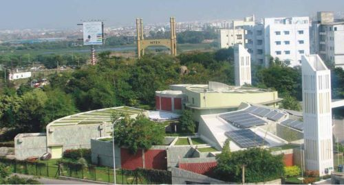 CII Hyderabad Example Of A Green Building In India