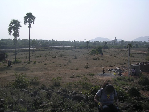 Site in Pochampalli