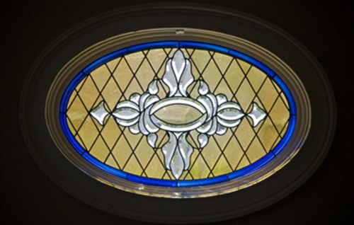 Stained Glass Finish | Wall Finishes