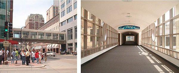Minneapolis Skywalk System