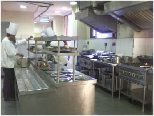 Design considerations for commercial kitchen design for Kitchen design restaurant