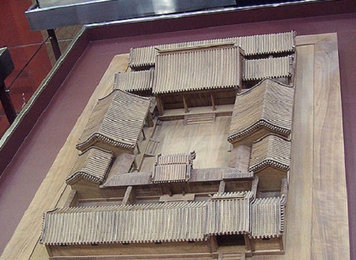 An example of Chinese Architecture