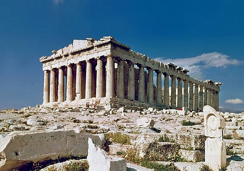 Parthenon, Greece | Symbol of Greek Architecture