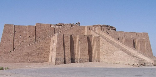 Ziggurat of Ur | Mesopotamian Architecture