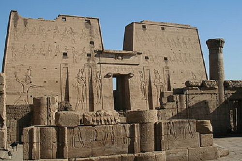 Temple of Horus | Ancient Egyptian Architecture
