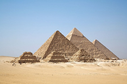 Pyramids of Giza | Ancient Egyptian Architecture