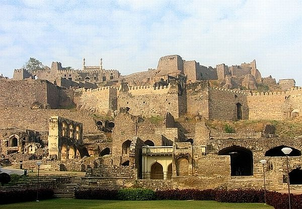 Golconda Fort, Hyderabad, India | Amazing Acoustics