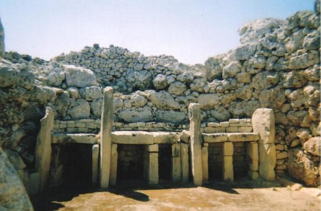 Ggantija Temples | Neolithic Age