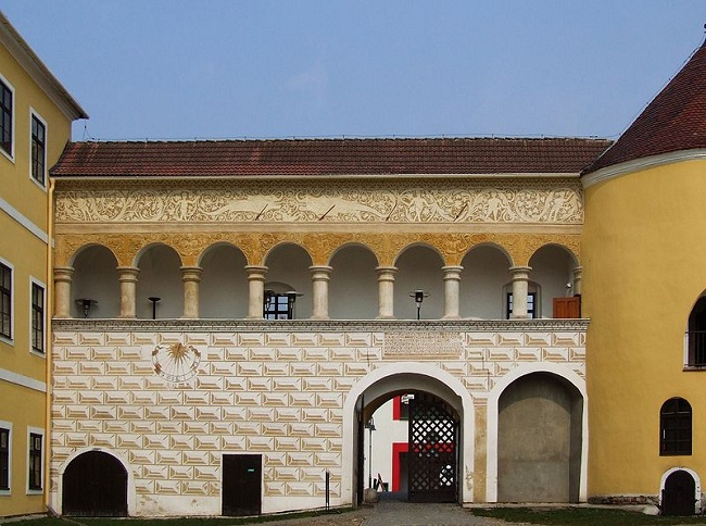 Krnov Castle | After restoration