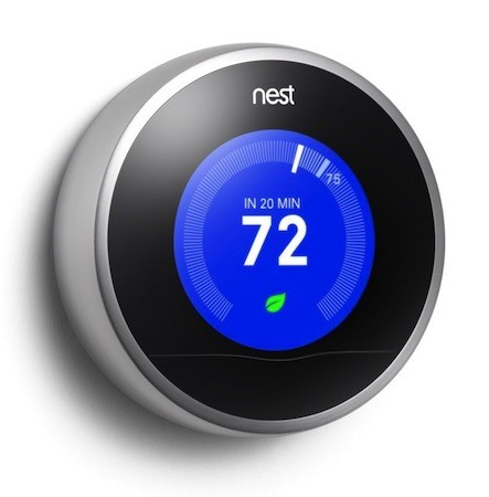 Nest Thermostat Cooling