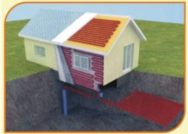 Active Thermal insulation